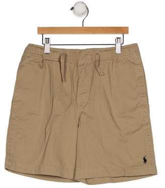 Polo Ralph Lauren Boys' Three Pocket Cargo Shorts