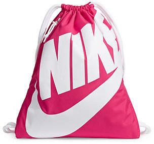 Nike Heritage Logo Sackpack