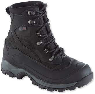 L.L. Bean L.L.Bean Men's Waterproof Insulated Wildcat Boots, Lace-Up