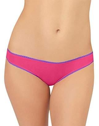 OnGossamer Women's Mesh Low-Rise Hip G-Thong Panty