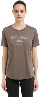 Nikelab Df Running Jersey T-Shirt