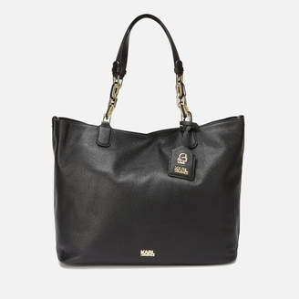 Karl Lagerfeld Paris Women's K/Grainy Hobo Bag