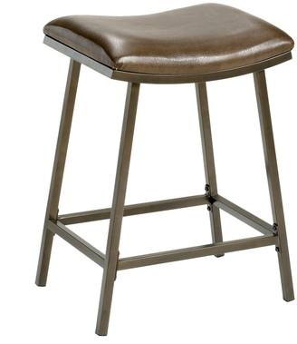 Hillsdale Furniture Adjustable Saddle Stool