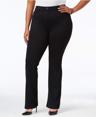 Style&Co. Style & Co Petite Plus Size Bootcut Pants