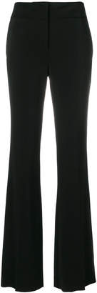 Just Cavalli flared fitted trousers