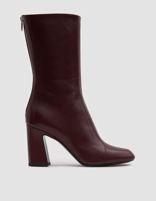 Lemaire Boots in Grape