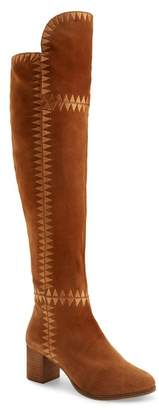 Matisse Moon Suede Over-the-Knee Boot