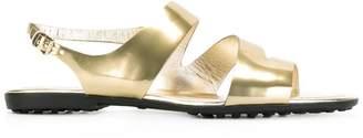 Tod's flat sandals