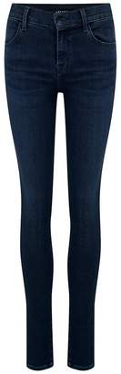 J Brand Jeans Maria Skinny Jean in Phased Photo Ready HD