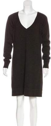 Vince Cashmere Knit Sweater Dress