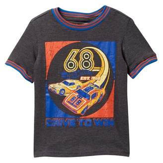Hot Wheels HAPPY THREADS Drive To Win Short Sleeve Tee (Toddler & Little Boys)