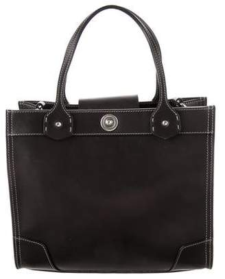 Ghurka Smooth Leather Bag