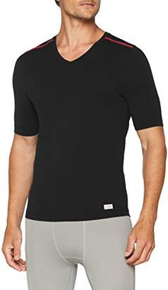 Sloggi Men's Move Flex V-Neck Base Layers,Small