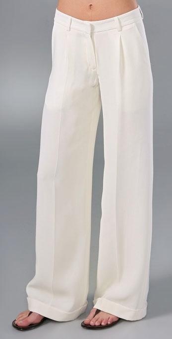 Jenni Kayne Wide Leg Trouser