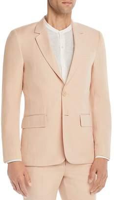 Sandro Notch Slim Fit Suit Jacket