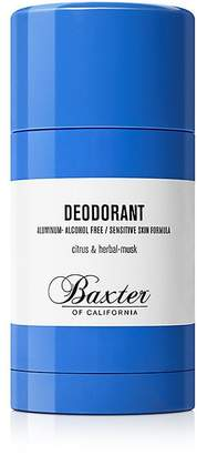 Baxter of California Men's Solid Deodorant