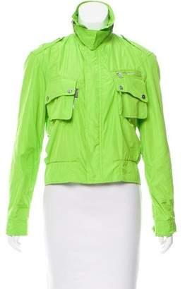 Ralph Lauren Zip-Up Casual Jacket