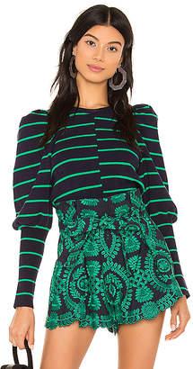 C/Meo Underline Knit Sweater