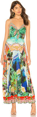 Camilla Long Way Home Maxi Dress