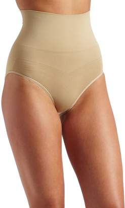Carnival Womens Mid Waist Control Brief