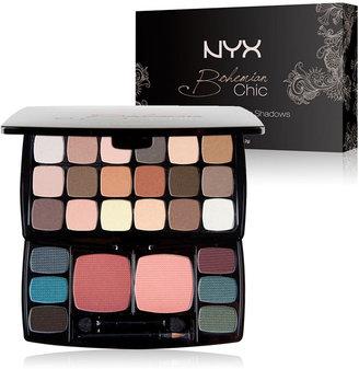 NYX Professional Makeup Bohemian Chic Nude Matte Makeup Palette $18 thestylecure.com