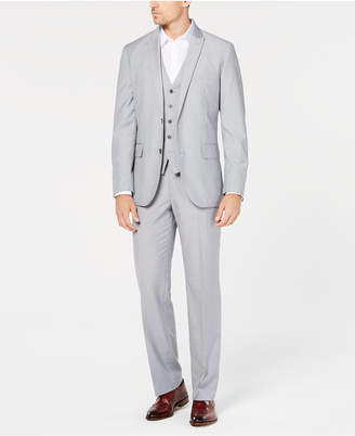 INC International Concepts I.n.c. Men Classic Fit Grey Blazer