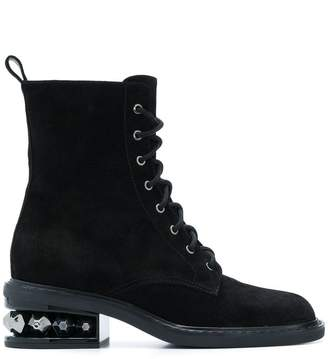 Nicholas Kirkwood Suzi Combat boots