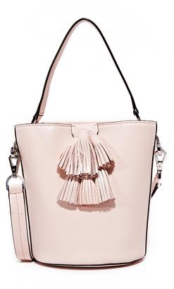 Rebecca Minkoff Sofia Top Handle Bucket Bag $245 thestylecure.com