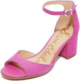 Sam Edelman Susie City Sandals $120 thestylecure.com