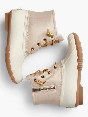 Talbots Sperry® Saltwater Sparkle Rainboots