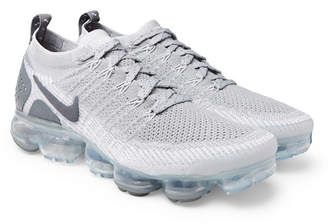 Nike Air Vapormax Flyknit 2 Sneakers - Gray