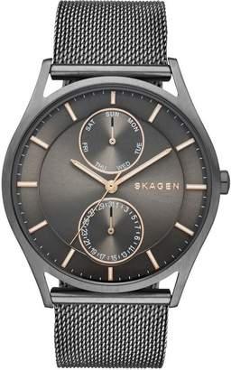 Skagen Silver Steel Hagen