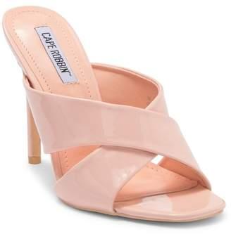 Cape Robbin Cali Stiletto Heel Sandal