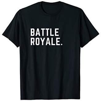 Battle Royale Gamer Clash Deluxe T-Shirt