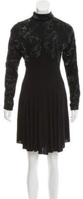 Maiyet Sequin Mini Dress