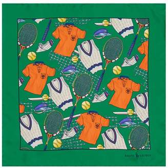 Polo Ralph Lauren Tennis Pocket Square