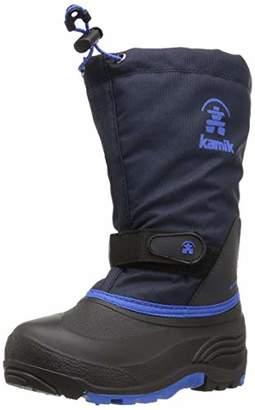 Kamik Boys' Waterbugw Snow Boot