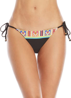 Trina Turk Nepal String Tie Bikini Bottom