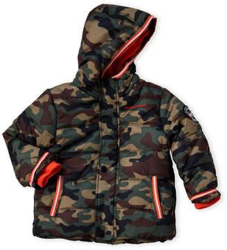 76d2c75fb Weatherproof Infant Boys) Camo Hooded Coat
