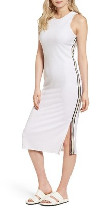 Women's Juicy Couture Microterry Tank Midi Dress $128 thestylecure.com