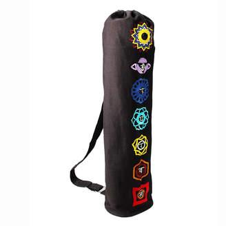 Omsutra Chakra Drawstring Yoga Mat Bag