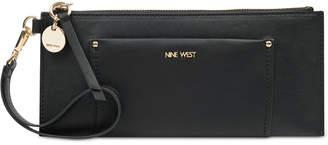 Nine West Elongated Wristlet