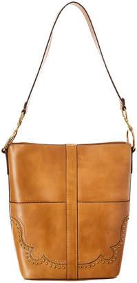 Frye Ilana Leather Western Tote