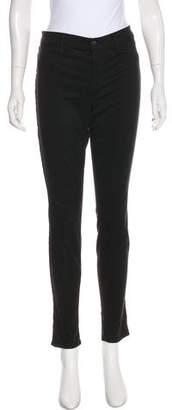 J Brand High-Rise Super Skinny Pants