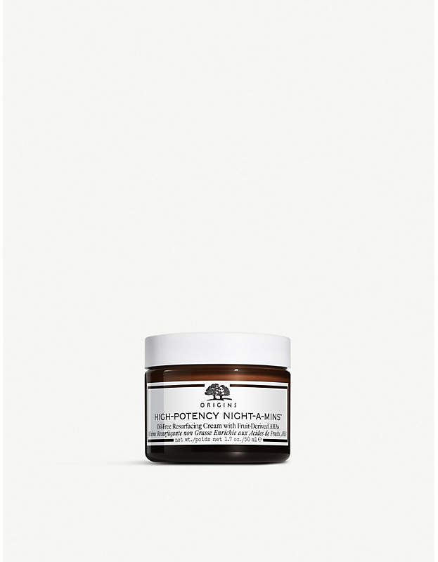 Origins High Potency Night-A-MinsTM Oil-Free Resurfacing Cream With Fruit-Derived AHAs 50ml