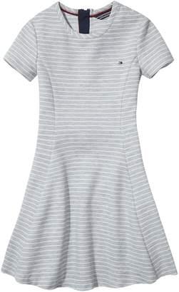 Tommy Hilfiger TH Kids Stripe Skater Dress