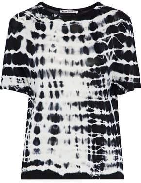 Acne Studios Tia Tie-Dyed Jersey T-Shirt