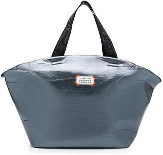 Maison Margiela perforated tote bag