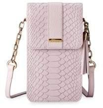 GiGi New York Penny Leather Small Crossbody Bag