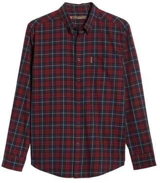Ben Sherman Plaid Flannel Classic Fit Shirt